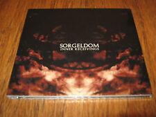 """SORGELDOM """"Inner Receivings"""" CD  lik svart arckanum"""