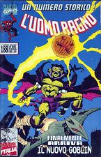 """L'UOMO RAGNO N°188/ 30.MAR.1996 """" UN NUMERO STORICO"""" by """" MARVEL COMICS ITALIA """""""