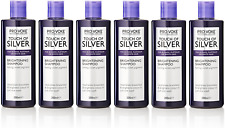 2x Provoke Touch of Silver Brightening Shampoo Grey White Blonde Hair 200ml