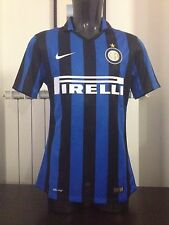 MAGLIA SHIRT TRIKOT NIKE INTER MILAN 2015-16 AUTHENTIC PLAYER tg XL NUOVA BNWT