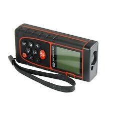 Digital Laser Distance Measure Rangefinder Meter Tape Diastimeter LCD 60m/197ft