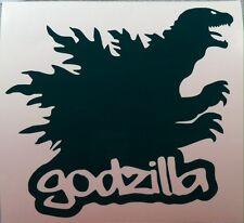 GODZILLA #1 vinyl decal