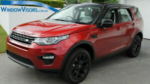 Window Visors WeatherShields weather shields Land Rover Discovery Sport 2014-18