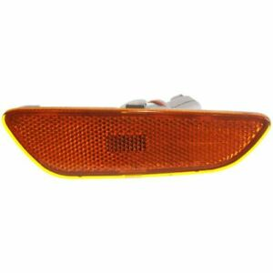 FITS FOR SATURN VUE 2008 - 2010 FRONT BUMPER REFLECTOR LAMP RIGHT PASSENGER