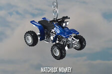 Custom Yamaha Warrior 350 ATV 4x4 Polaris Honda Christmas Ornament 1/32 Quad