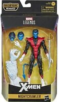 Marvel Legends X-Force Nightcrawler Action Figure 6-Inch Wendigo BAF PRESALE