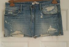 Abercrombie and Fitch denim skirt. Size 6 (28in)