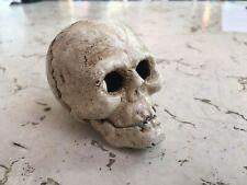 Vintage Cast Iron Skull Head Bottle Opener ~ Moveable Jaw
