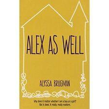 Alex así, Brugman, Alyssa, Libro Nuevo