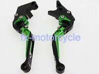 CNC Foldable Extendable Brake Clutch Levers For Kawasaki NINJA 650R/ER-6F 09-16