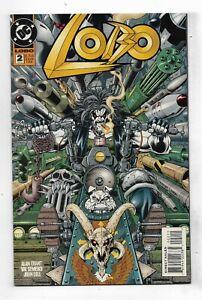 Lobo 1994 #2 Very Fine/Near Mint
