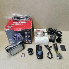 Canon MV750i cinta videocámara Mini DV Digital Vídeo Cámara-con Lente de ancho (en Caja)