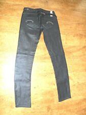 G-STAR RAW jeans femme Stretch /MICRO MIDGE SKINNY WMEN / 28X32/ 38F ETAT NEUF
