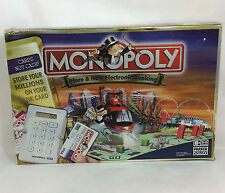 Monopoly Here and Now United Kingdom Edition Electronic Banking Board Game 2006