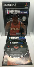 NBA 08 The Life v3 - Basketball - Complete - Good Cond. - Tested - Playstation 2