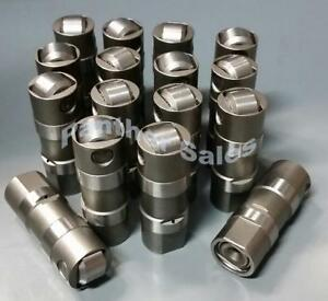 Hylift Johnson Ford 5.0 5.0L 302 351W Roller Valve Lifters Tappets Lifter Set 16