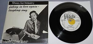 """Shoes For Industry - Falling In Love Again UK 1979 Fried Egg 7"""" P/S"""