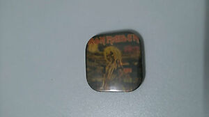 Iron Maiden killers music buttons vintage SMALL BUTTON