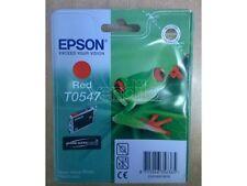 Cartuccia Epson T0547 Red x R800 R1800 Cartridge C13t05474010