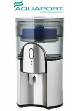 Brand New Aquaport AQP 24SS Bench Top Water Cooler Stainess Steel Finish