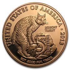 1 onza copper round Native American lote Santurtzi 999,99