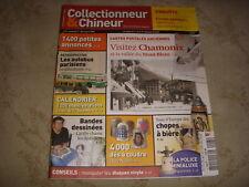COLLECTIONNEUR CHINEUR 005 01.12.2006 ORFEVRERIE HAUTE BRETAGNE ENVOIS POSTAUX