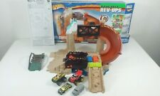 Hot Wheels Verti Canyon Micro Rev Ups with Box Instructions & Extras MATTEL