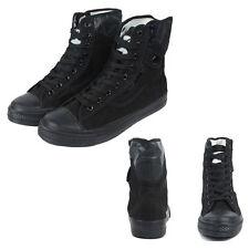 Men lace up Boots Combat Patrol Training Military fleece Canvacamp Shoes Sneaker