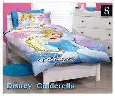 Licensed Disney Cinderella Beauty Sleep Single Quilt Dovet Doona Set Kids Girl