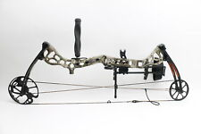 Bear Archery Rant RTH Right-Handed 70Lb Draw Weight Camo Compound Bow Package
