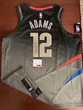 buy online 73c52 91ac9 Oklahoma City Thunder NBA Original Autographed Jerseys for ...