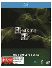 Breaking Bad (Blu-ray, 2014, 15-Disc Set)