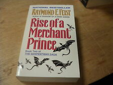Rise of a Merchant Prince by Raymond E. Feist (2010, Paperback)  r