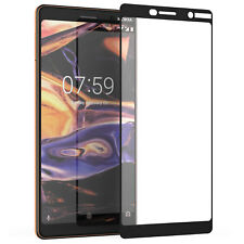 Nokia 7 Plus screen protector Best Tempered Glass Thin 100% Full Protection UK