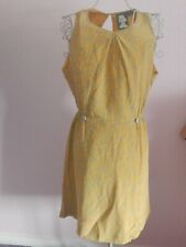 Girls from Savoy womens silk skater dress size 10UK/ 6US  excellent M47