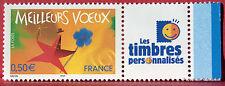 France - Stamp Custom n° 3723 A - Meilleurs Voeux 44m66