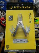 Leatherman Micra Multi Tool Silver