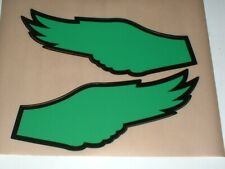 PHILADELPHIA EAGLES FULL SIZE FOOTBALL DECALS