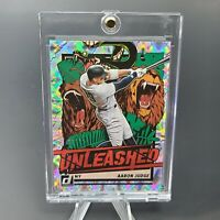 Aaron Judge DONRUSS UNLEASHED YANKEES CARD - INVESTMENT - MINT - #/349