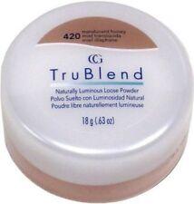 CoverGirl TruBlend 420 NATURAL Loose Powder MINERALS Luminous Translucent Honey