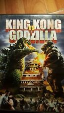 King Kong Vs. Godzilla [New DVD] Dolby, Subtitled, Widescreen