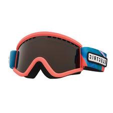 Electric Visual EGV.K Pink Palms Youth Snowboarding Goggles (Brose)