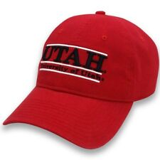 UTAH UTES NCAA THE GAME BAR CLASSIC RELAXED-FIT OSFM ADJUSTABLE HAT CAP NEW NWT