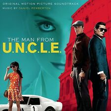 THE MAN FROM U.N.C.L.E. (ORIGINAL MOTION PICTURE S  CD NEU VARIOUS