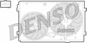 Denso Kühler Lüfter Für Ein VW Jetta Saloon 2.0