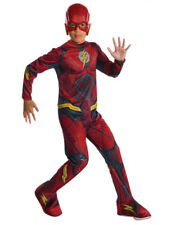 Flash Kids Costume, Large, Age 8 - 10 years, Height 142 - 152 cm
