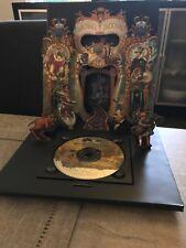 Michael Jackson's Dangerous Collectors Edition 3D Pop-Up Diorama Gold CD(1991).