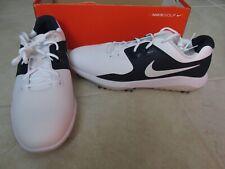 New Nike Vapor Pro Golf Shoes Spikes Men's Size 13 White Blue Aq2197 100 $130.00