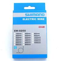 Shimano Di2 EW-SD50 Dura Ace Ultegra electric wire E-tube 150//200//850//1000//1400