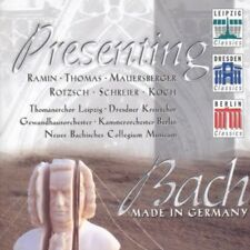 G. Ramin - Bach - Made in Germany (Presenting Bach)